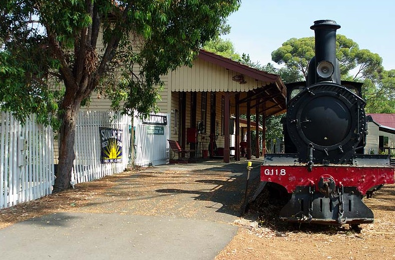 Kalamunda History Village - Hotel Accommodation