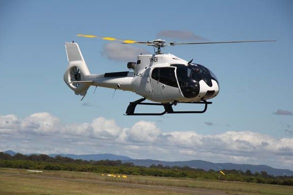 Executive Helicopters - Hotel Accommodation