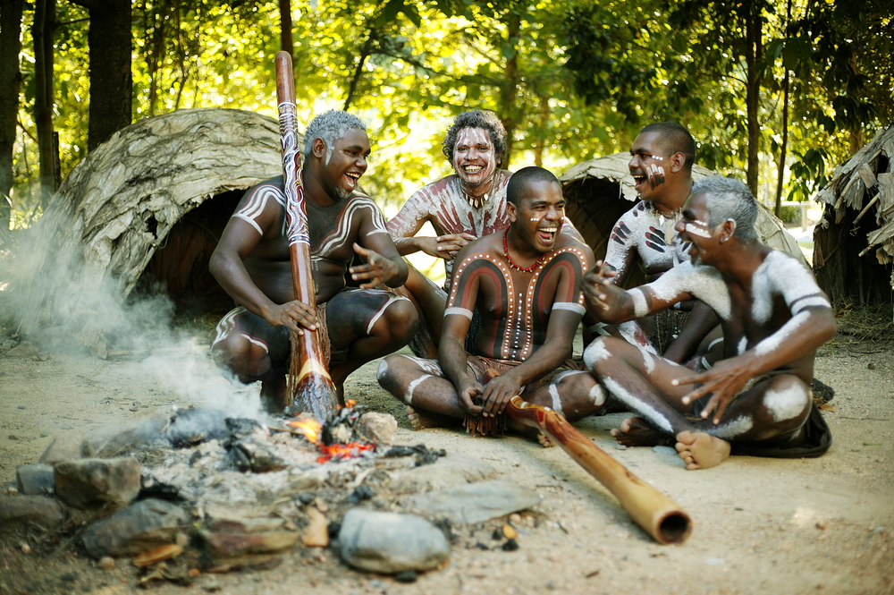 Tjapukai Aboriginal Cultural Park - Hotel Accommodation