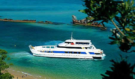 Queensland Day Tours - Hotel Accommodation