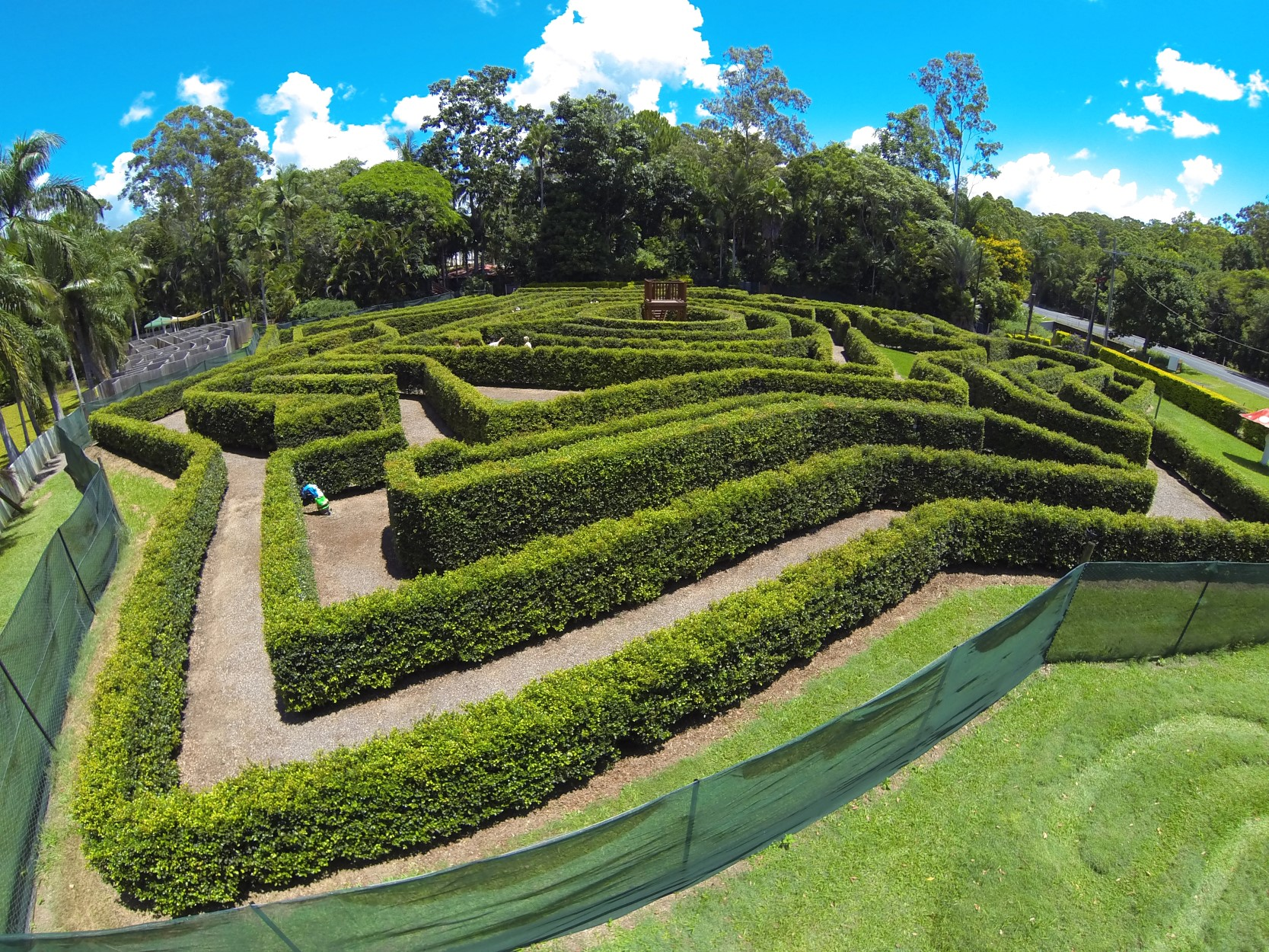 Bellingham Maze - Hotel Accommodation