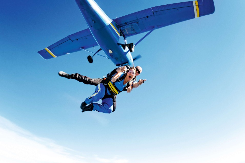 Skydive the Beach and Beyond Yarra Valley - Hotel Accommodation