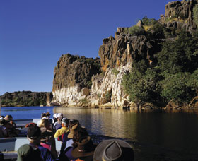 Geikie Gorge National Park - Hotel Accommodation