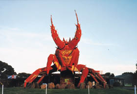 The Big Lobster - Hotel Accommodation