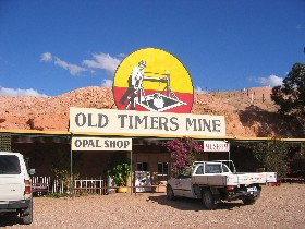 The Old Timers Mine - Hotel Accommodation