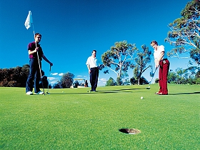 George Town Golf Club - Hotel Accommodation
