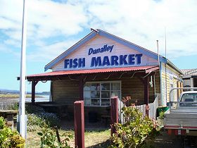 Dunalley Fish Market - Hotel Accommodation