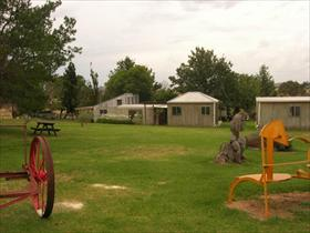 Strathnairn Homestead - Hotel Accommodation