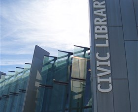 Civic Library - Hotel Accommodation