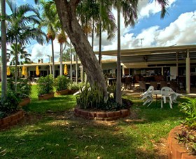 Katherine Country Club - Hotel Accommodation