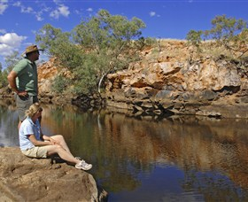 Davenport Range National Park - Hotel Accommodation