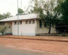 Tennant Creek Museum at Tuxworth Fullwood House - Hotel Accommodation