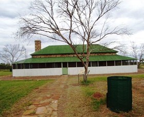 Tennant Creek Telegraph Station - Hotel Accommodation