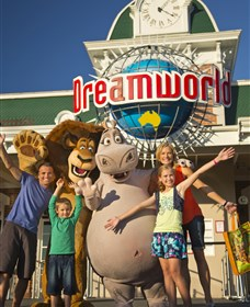Dreamworld - Hotel Accommodation