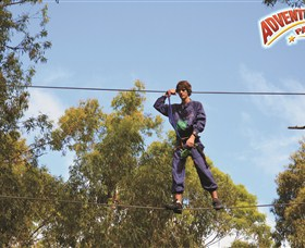 Adventure Parc at Currumbin Wildlife Sanctuary - Hotel Accommodation