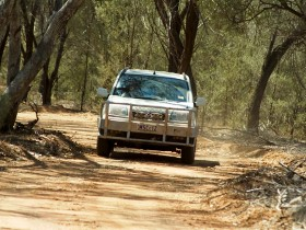Ward River 4x4 Stock Route Trail - Hotel Accommodation