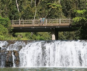 Malanda Falls Conservation Park - Hotel Accommodation