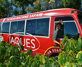 Jaques Coffee Plantation - Hotel Accommodation