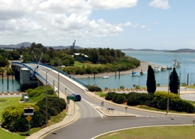 Gladstone Marina - Hotel Accommodation