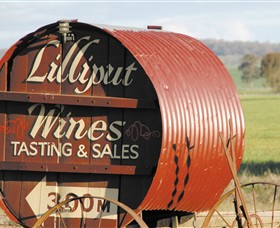 Lilliput Wines - Hotel Accommodation