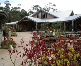 Kuranga Native Nursery and Paperbark Cafe - Hotel Accommodation