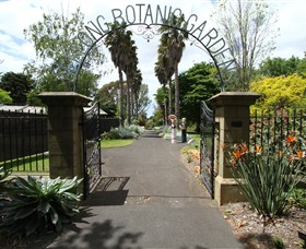 Friends of Geelong Botanic Gardens - Hotel Accommodation