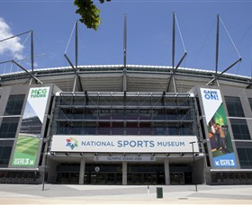 National Sports Museum at the MCG - Hotel Accommodation