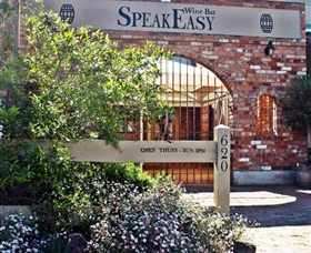 Speakeasy Wine Bar - Hotel Accommodation
