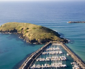 Muttonbird Island Nature Reserve - Hotel Accommodation