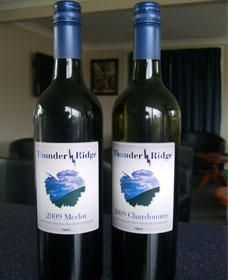 Thunder Ridge Wines - Hotel Accommodation