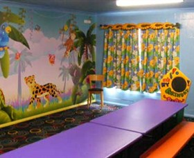 Jumbos Jungle Playhouse and Cafe - Hotel Accommodation