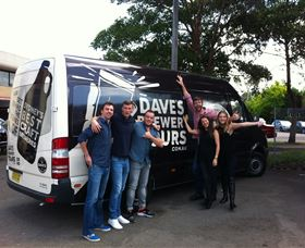 Daves Brewery Tours - Hotel Accommodation
