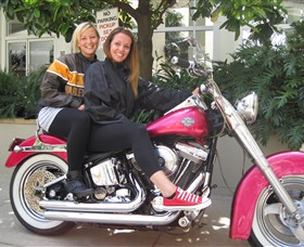 Wild Ride Harley and Motorcycle Tours - Hotel Accommodation
