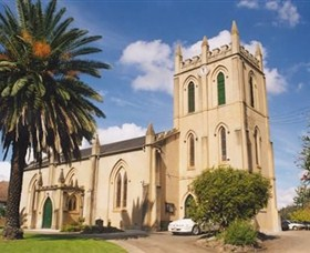 St Stephens Anglican Church - Hotel Accommodation