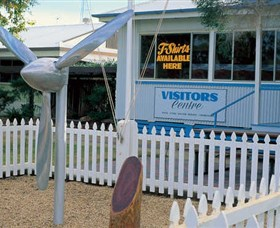 Charleville - Royal Flying Doctor Service Visitor Centre - Hotel Accommodation