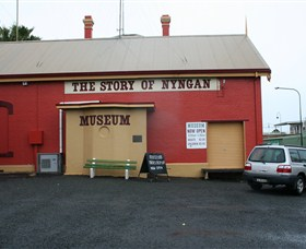 Nyngan Museum - Hotel Accommodation
