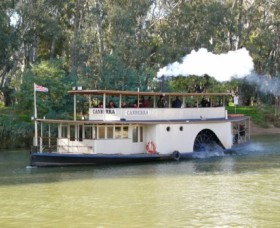 Paddlesteamer Canberra - Hotel Accommodation