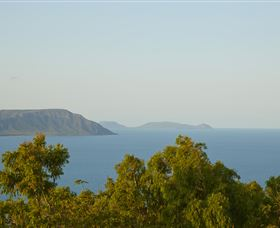 Cooktown Scenic Rim Trail - Hotel Accommodation