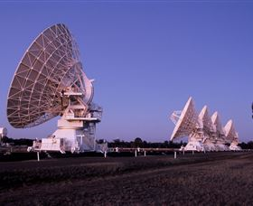 CSIRO Australia Telescope Narrabri - Hotel Accommodation