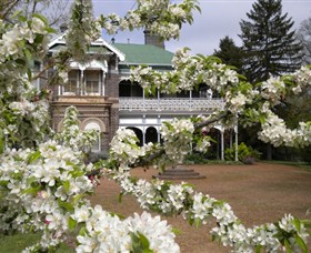 Saumarez Homestead - Hotel Accommodation