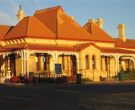 Armidale Railway Museum - Hotel Accommodation
