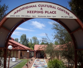 Armidale and Region Aboriginal Cultural Centre and Keeping Place - Hotel Accommodation
