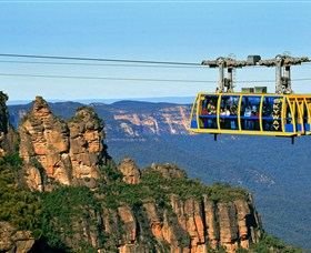 Greater Blue Mountains Drive - Blue Mountains Discovery Trail - Hotel Accommodation