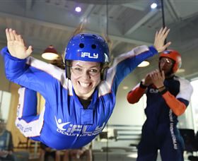iFly Indoor Skydiving - Hotel Accommodation