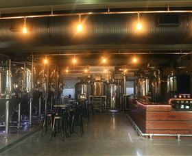 Pumpyard Bar and Brewery - Hotel Accommodation