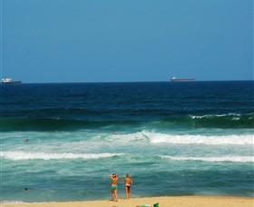 Merewether Beach - Hotel Accommodation