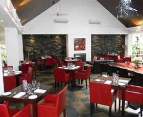 Bella Char Restaurant and Wine Bar - Hotel Accommodation