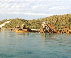 Tangalooma Wrecks Dive Site - Hotel Accommodation