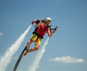 Jetpack Flyboard Adventures - Hotel Accommodation