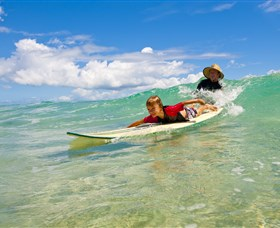 Cylinder Beach North Stradbroke Island - Hotel Accommodation